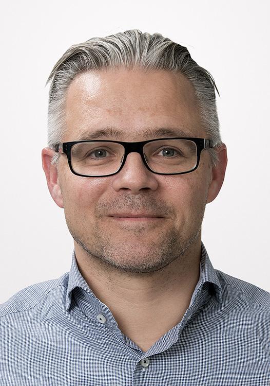 Billede af Ulrik Praastrup
